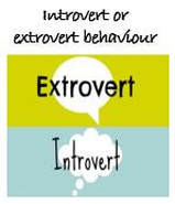 Introvert or Extrovert Behaviour?